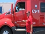 Truckers Help Fight Human Trafficking