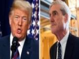 Trump Slams Media And Mueller