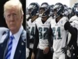 Trump Dis 00006000 Invites NFL's Philadelphia Eagles To White House