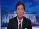 Tucker: To The Press, Melania's Sin Is Marrying Trump
