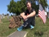 Teen Spends Summer Break Honoring Veterans