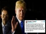 Trump Escalates G7 Feud With Barrage Of Post-summit Tweets