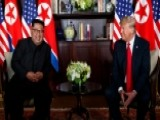 Trump Shows Kim Jong Un A Video In Singapore