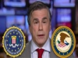 Tom Fitton: IG Report Will 'destroy' Credibility Of FBI, DOJ