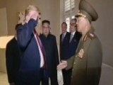 Trump Blasted For 'chemistry' With Kim Jong Un