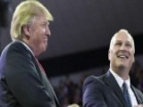 Trump Rallies For Pete Stauber In Minnesota