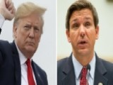 Trump Throws His Support Behind DeSantis In Florida