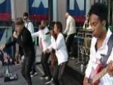 TobyMac Performs 'I Just Need U'