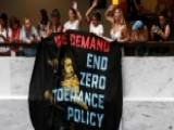 Trump Admin's 'zero Tolerance' Policy Sparks Protests