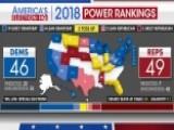 Three Senate Races Shift In New Fox News Power Rankings