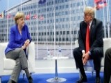 Trump Singles Out Germany For Its Energy Deals With Russia