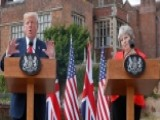 Trump Walks Back Remarks On May's Handling Of Brexit