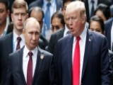 Trump To Meet With Putin In Helsinki