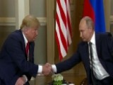 Trump To Putin: The World Wants To See Us Get Along