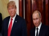 Trump's Soft Treatment Of Putin Sparks Bipartisan Outrage