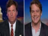 Tucker: Left Doesn't Believe In Borders, Citizenship