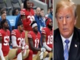Trump Weighs In After NFL Puts Anthem Policy On Hold