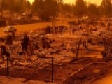 Trump Order Federal Aid To California To Battle Wildfires