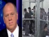 Tom Homan Fires Back At The Left's Attacks Against ICE