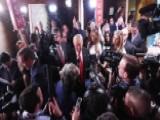 Tense Relationship Between Trump And Media Sparks Debate