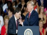 Trump Speaks On Immigration And Voting For Troy Balderson