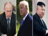 Tensions Escalate Between The US And Russia, North Korea