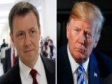 Trump Suggests Russia Probe Be Dropped After Strzok's Firing