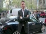 Tesla Shares Drop After Emotional Elon Musk Interview