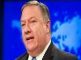 Trump Instructs Pompeo Not To Travel To North Korea
