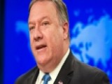 Trump Cancels Pompeo Trip To North Korea