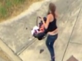 Texas Woman Leads Police On Chase With A Baby In Tow
