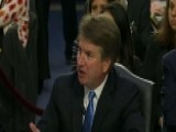Third Day Of Kavanaugh Confirmation Hearing Under Way