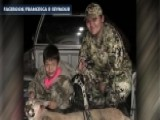 Teen Shoots Cougar Threatening Her Brother