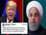 Trump Won't Meet Rouhani In NYC After Exiting Iran Deal