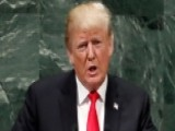 Trump Calls On Nations To Isolate Iran's Regime At UN