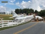 Two Dead After Jet Runs Off South Carolina Runway