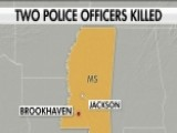 Two Police Officers Killed In Mississippi Shootout