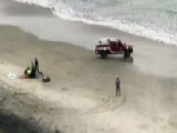 Teen Hospitalized After Califiornia Shark Attack