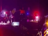 Twenty People Killed In Upstate New York Limo Crash