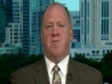 Tom Homan: Trump Has Great Respect From Law Enforcement