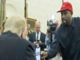 Trump-Kanye Meeting Fires Up Both Sides Of The Aisle