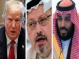 Trump Cautions Against Pointing Fingers At Saudis