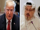 Trump Says It 'certainly Looks Like' Khashoggi Is Dead