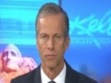 Thune On Trump's Plans To End Birthright Citizenship