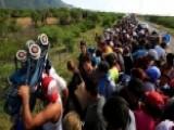 Trump Administration Looking At Ways To Dissuade Caravan