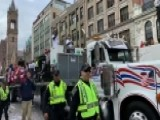 The Red Sox Return To Boston For Victory Parade