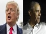 Trump And Obama To Rally For Indiana Candidates