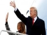 Trumps Travel To Paris To Mark WWI Armistice Anniversary