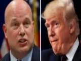 Trump Defends Acting AG Pick Against Recusal Calls