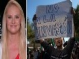 Tomi Lahren On Caravan Protests In Tijuana: They're Fed Up